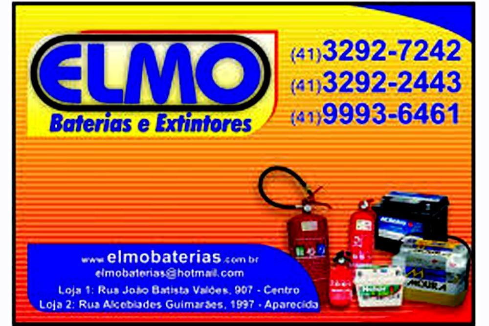 Elmo Baterias e Extintores Multimarcas