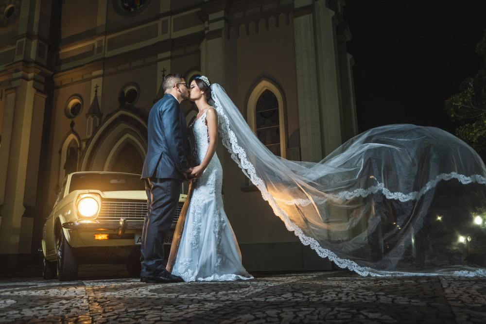Casamento de Jean da Luz e Izabela Bressan