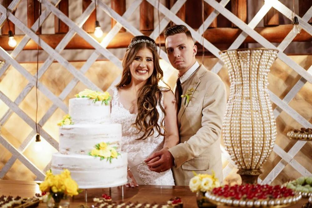 Casamento de Alisson Felipe e Jhenifer